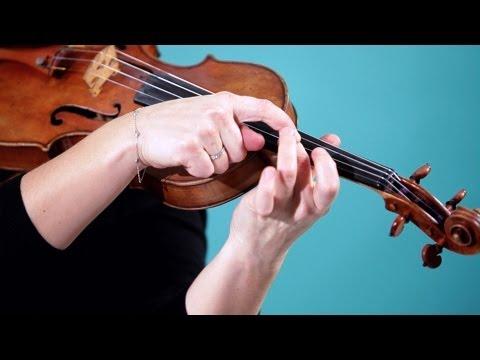 How to Do Vibrato | Violin Lessons