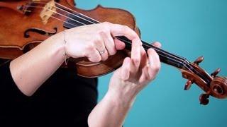 How to Do Vibrato   Violin Lessons