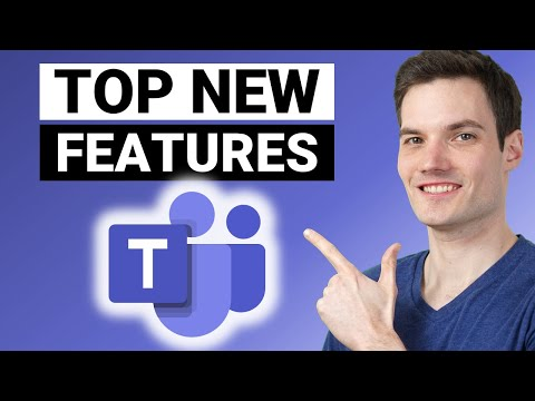 🆕 Top 10 NEW Features in Microsoft Teams