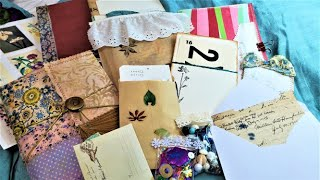 VINTAGE DOUBLE JOURNAL GIFT BUNDLE SETS!!.....FOR SALE  in my Etsy Shop The Paper Outpost