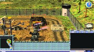World War III: Black Gold Gameplay #3/87 - U.S.A. Tutorial Lesson 3 - By FlyK