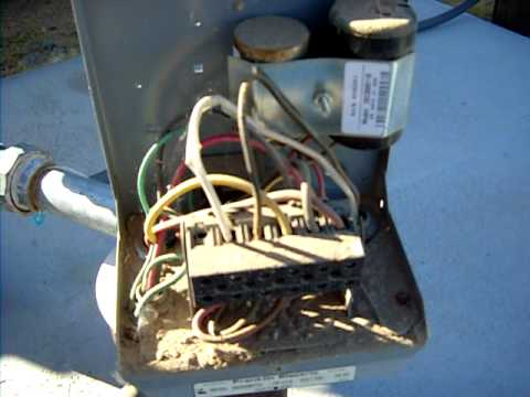 110 Volt House Wiring Diagram Parts Of A Water Well System Youtube
