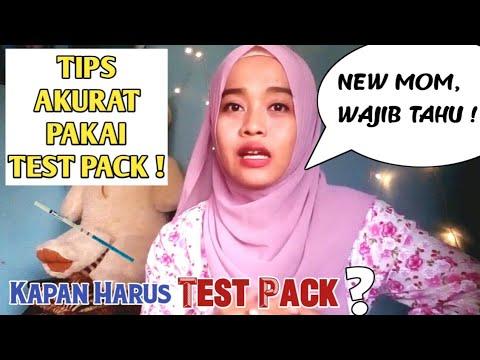 Waktu Yang Tepat untuk Test Pack.