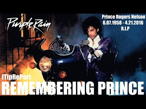 Prince A Music Icon Dead At 57........