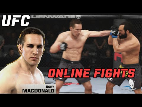 "UFC Online ep. 2 ""Rory MacDonald"""
