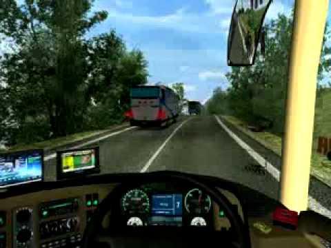 uk truck simulator indonesia nusantara in action of kudus. Black Bedroom Furniture Sets. Home Design Ideas