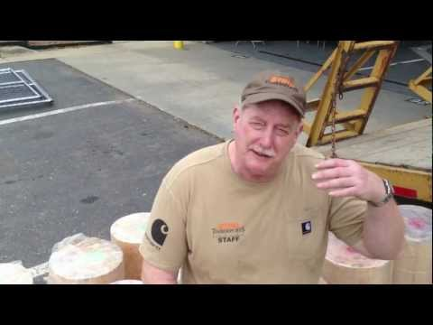 Don Quigley, wood boss.MOV