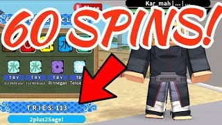 CODES FOR 60 SPINS! | NRPG Beyond | ROBLOX