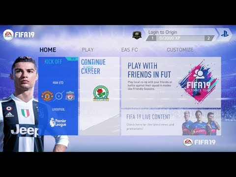 Game Android Offline FIFA 14 Mod FIFA 19 New Best Graphics Link + Cara Install - 동영상
