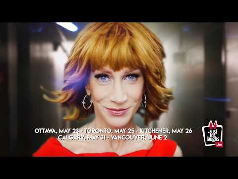Kathy Griffin Live in Canada!