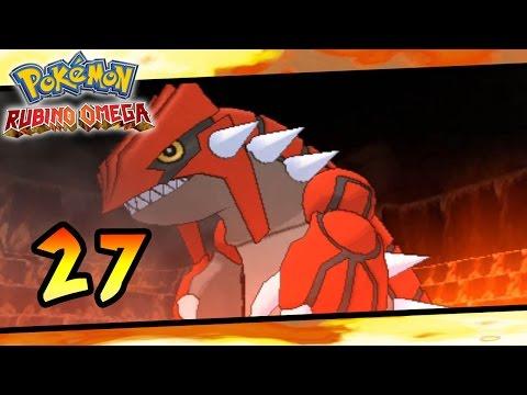 Pokémon Rubino Omega ITA - Parte 27: Antro Abissale