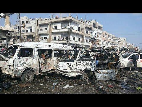 Suriye'de Ateşkes Için Geçici Anlaşma