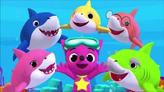 Baby Shark Dance  Pinkfong Sing & Dance   Animal Songs   Pinkfong Songs For Kids-Different Version