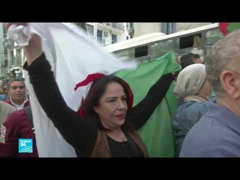 الجزائر: الآلاف يتظاهرون ضد النخبة السياسية والعسكرية في الجمعة الثانية على التوالي  - 20:59-2021 / 3 / 5