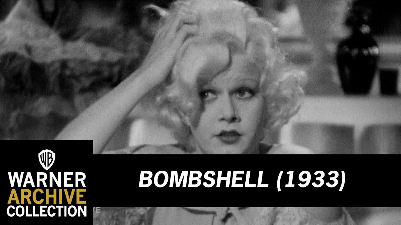 Image result for bombshell 1933