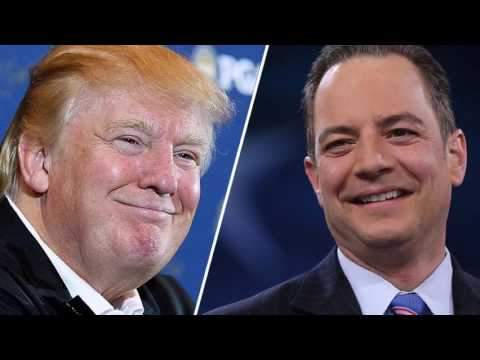 Who is Reince Priebus? Trump