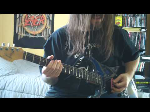 Foo Fighters - Weenie Beenie - guitar cover - Full HD