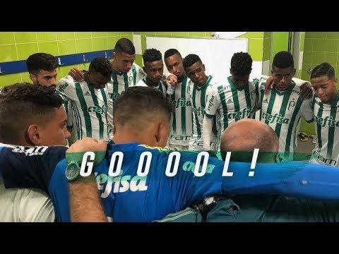 Palmeiras estreia no Mundial Sub-17 com goleada contra romenos