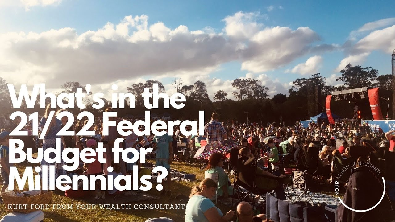 What is in the 2021/22 Budget for Millennials...