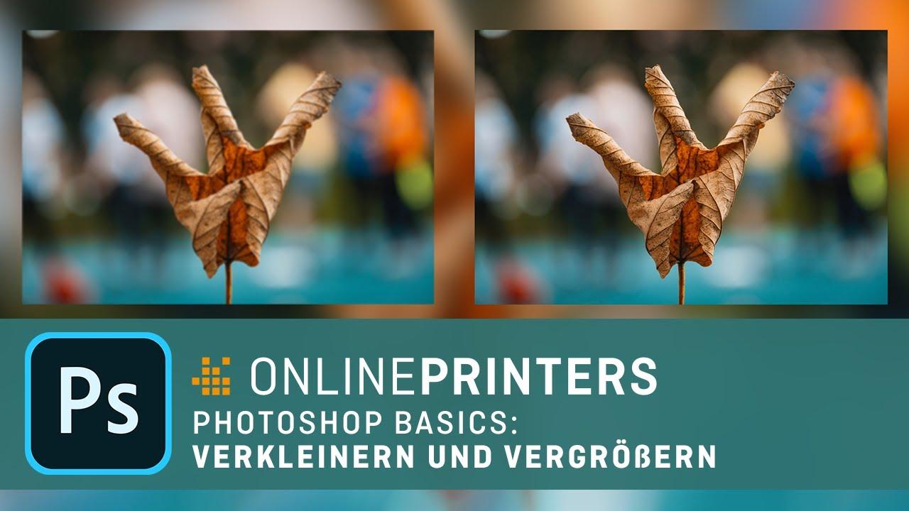 Photoshop Bild Verkleinern