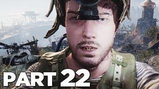METRO EXODUS Walkthrough Gameplay Part 22 - AUTUMN (Xbox One X)