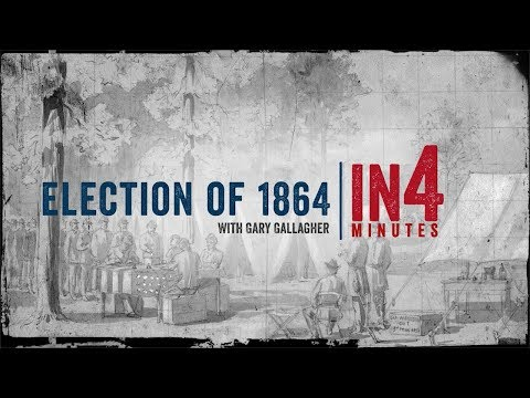 Civil War in Four Minutes: Election of 1864