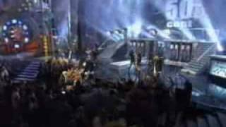 50 Cent ft  G Unit   In Da Club & Wanksta Live @ MTV Movie Awards 2003