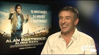 Steve Coogan: Alan Partridge Alpha Papa Interview with Absolute Radio