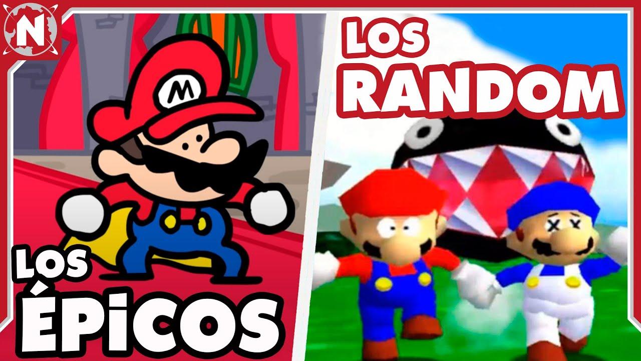 Download Las MEJORES y PEORES Animaciones sobre Nintendo