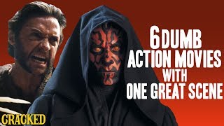 Scenes So Good They Make a Terrible Movie Worth Watching (The Phantom Menace, Wolverine)