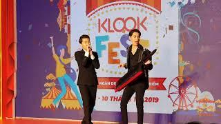 Bạc phận - Jack & K-ICM hát live trên sân khấu