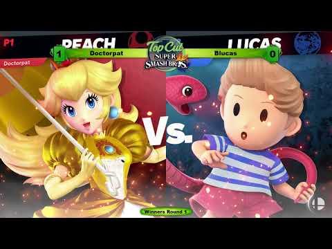 Top Cut Comics Ultimate #39 - WR1 - Doctorpat (Peach) vs Blucas (Lucas)
