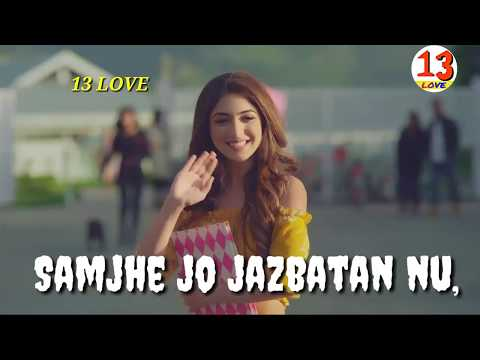 Akh Na Lagdi : Sajjan Adeeb Punjabi Latest Song 2018. Full Hd Video Official