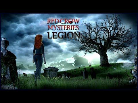 Red Crow Mysteries. Legion Walkthrough | Тайна Красного Ворона. Легион прохождение #3 |