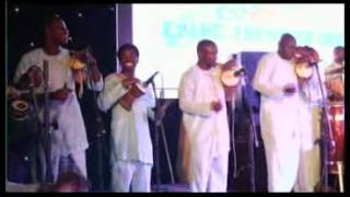 ESOCS CHURCH@90 VIDEOS  EVG  EBENEZER OBEY AND BAND   PERFORMED LIVE ON STAGE @ D 2015 SINGING UNTO