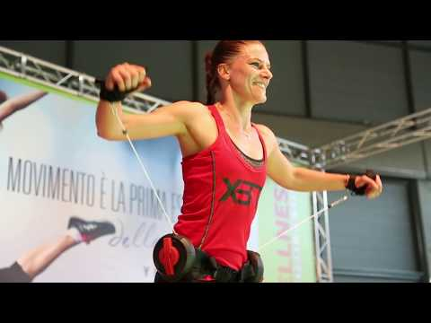 XBT Fighting & Functional Group Fitness @Rimini Wellness 2017