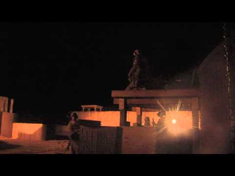 Marine Engineers Construct Base of Operations for Afghan Policemen, Part 2