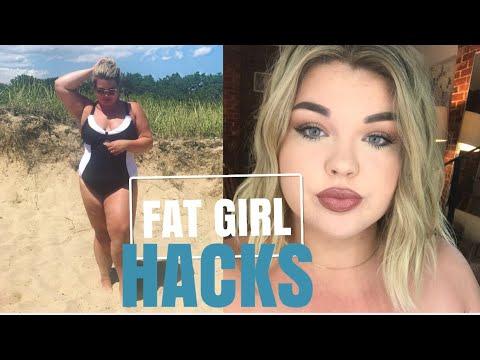 FAT GIRL SUMMER HACKS. http://bit.ly/2Xc4EMY