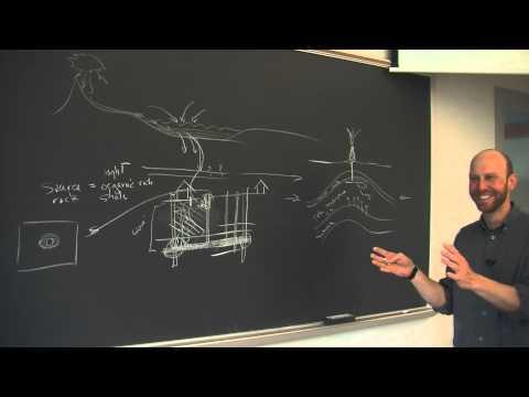 Washington and Lee Geology Professor Paul Low on horizontal drilling history