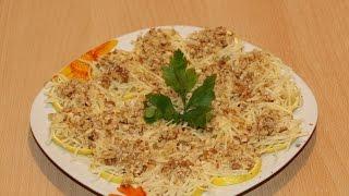 Рецепт- Лимончики с сыром и грецким орехом от videokulinaria.ru
