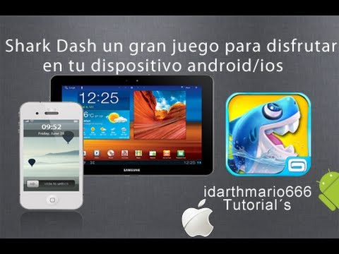 AppReview:Shark Dash Ios/android