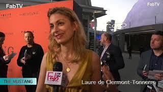 Director: Laure De Clermont Tonnerreat  THE MUSTANG  Premiere