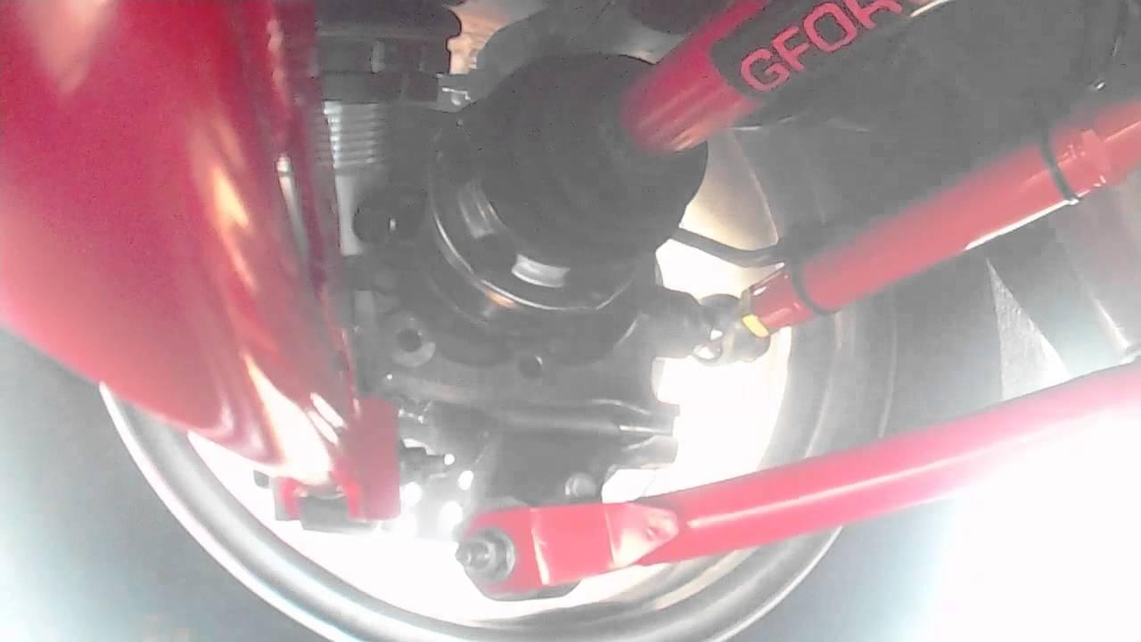 Bradenton Drag Strip >> BMR Suspension 2010 Camaro Rear Suspension Test - Broken ...