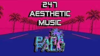 Para Palm Radio (24/7 Vaporwave / Synthwave / Future Funk Music Livestream)