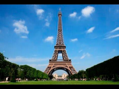 Eiffel Tower - Eiffeltårnet -Paris France