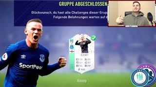 FIFA 18: ROONEY (90) FUT BIRTHDAY SBC FÜR 20K abgeschlossen + REVIEW🔥✅
