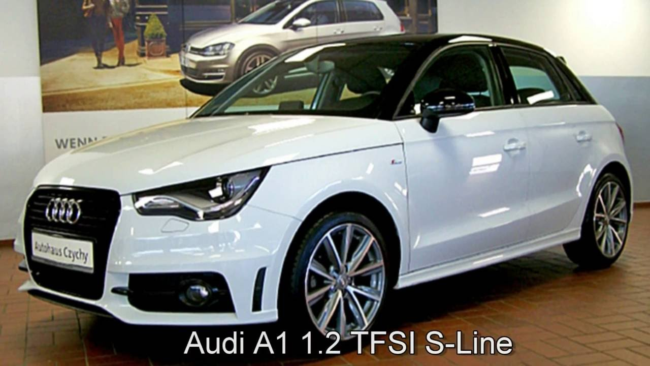 audi a1 1 2 l tfsi attraction s line eb040748. Black Bedroom Furniture Sets. Home Design Ideas