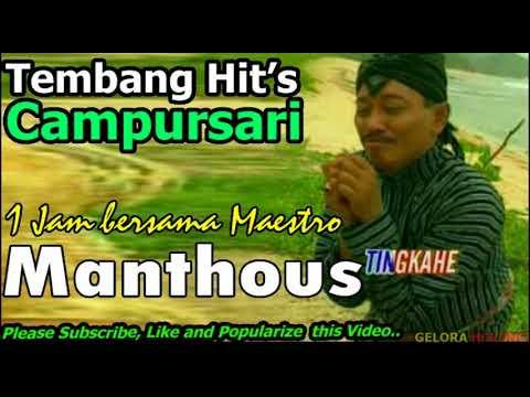 1 Jam Menikmati Lagu Campursari Lawas Manthous Mp3   Volume 1
