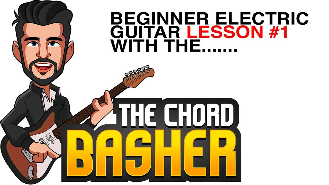 electric guitar lessons for beginners beginner electric guitar lesson 1 youtube. Black Bedroom Furniture Sets. Home Design Ideas