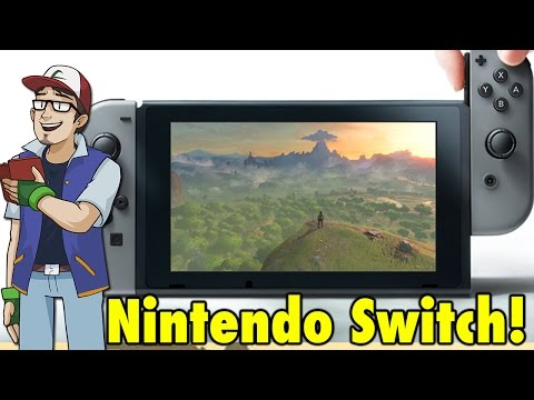 Nintendo NX Revealed - My Switch Thoughts